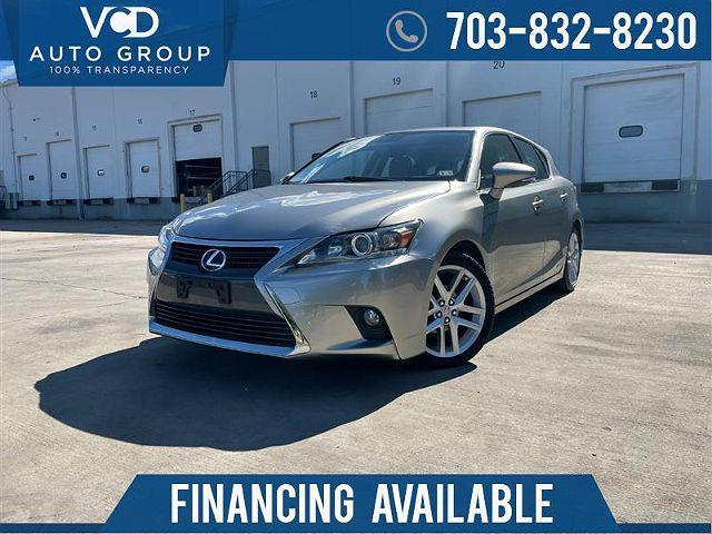 2017 Lexus CT CT 200h for sale in Sterling, VA