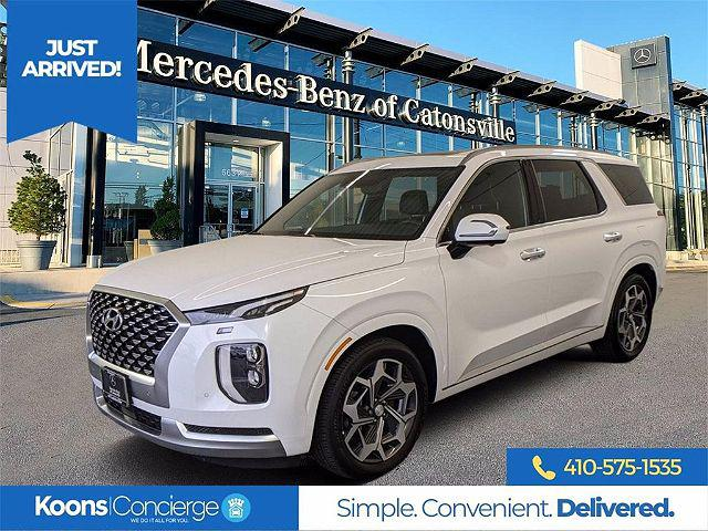 2021 Hyundai Palisade Calligraphy for sale in Baltimore, MD