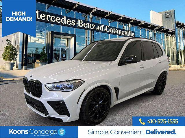 2021 BMW X5 M Sports Activity Vehicle for sale in Baltimore, MD