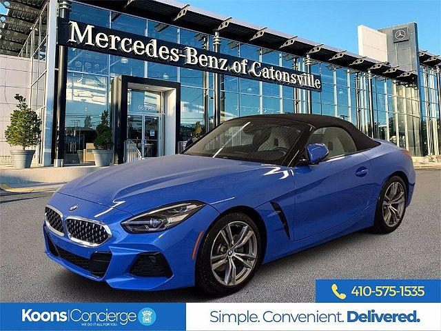 2020 BMW Z4 sDrive30i for sale in Baltimore, MD