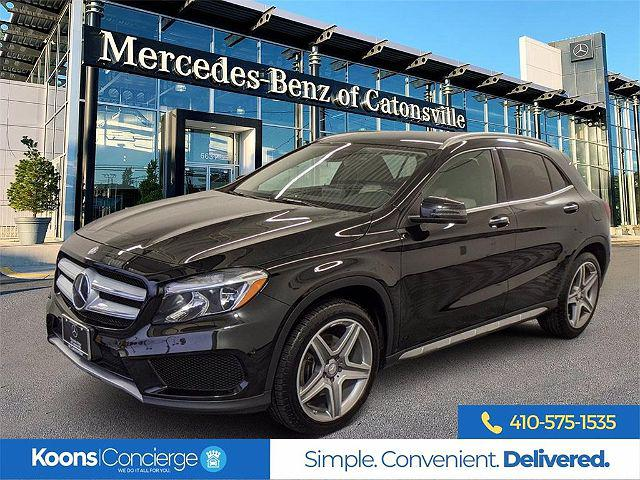 2017 Mercedes-Benz GLA GLA 250 for sale in Baltimore, MD