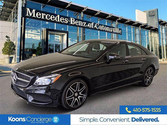 2016 Mercedes-Benz CLS CLS 400 for sale in Baltimore, MD