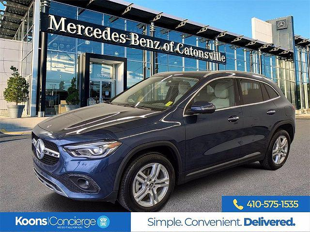 2021 Mercedes-Benz GLA GLA 250 for sale in Baltimore, MD