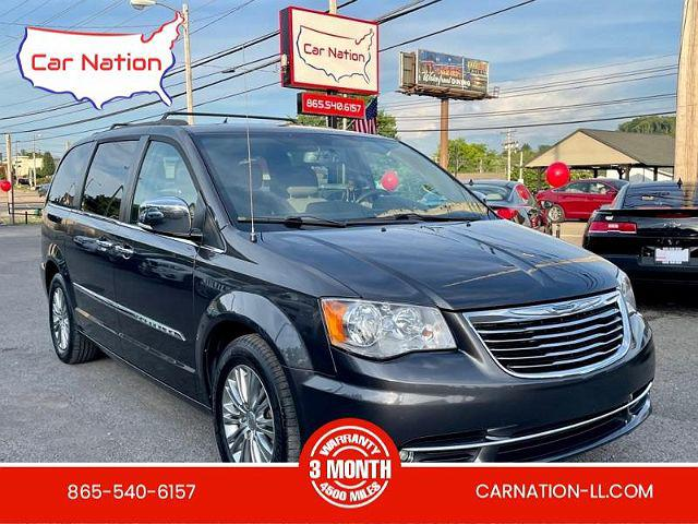 2016 Chrysler Town & Country Touring-L Anniversary Edition for sale in Knoxville, TN