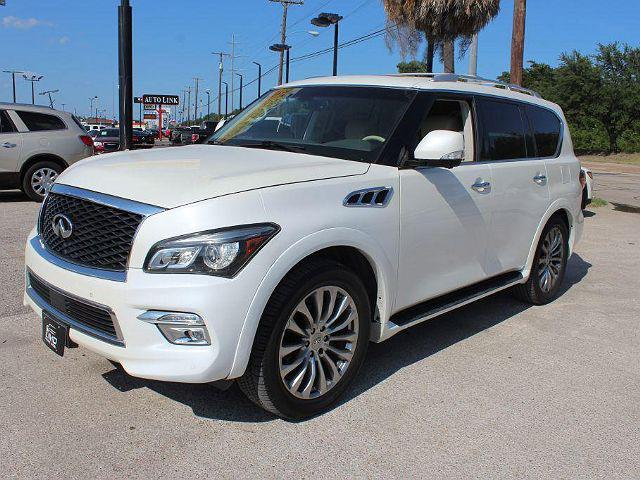 2015 INFINITI QX80 2WD 4dr for sale in Garland, TX