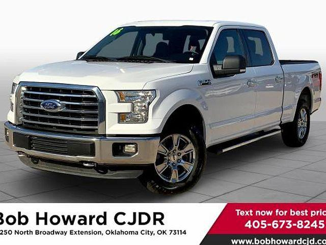 2016 Ford F-150 XLT for sale in Oklahoma City, OK