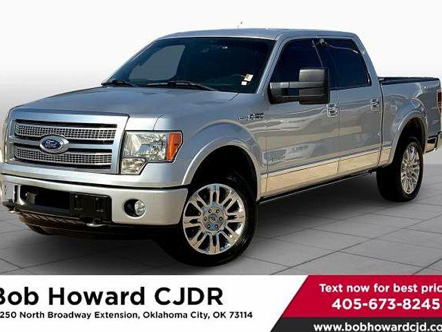 2012 Ford F-150 Platinum for sale in Oklahoma City, OK