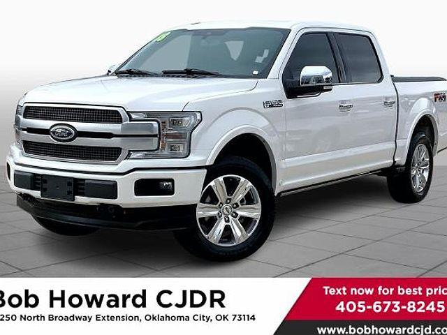 2018 Ford F-150 Platinum for sale in Oklahoma City, OK