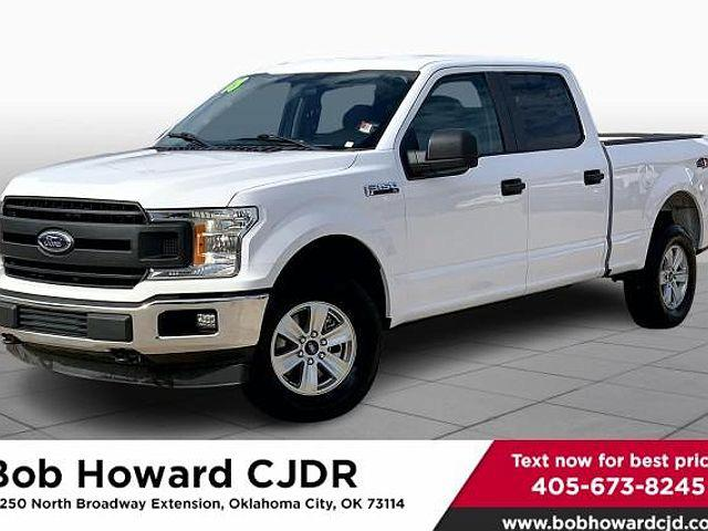 2018 Ford F-150 XL for sale in Oklahoma City, OK