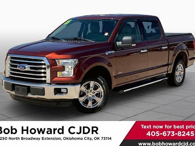 2015 Ford F-150 XLT for sale in Oklahoma City, OK