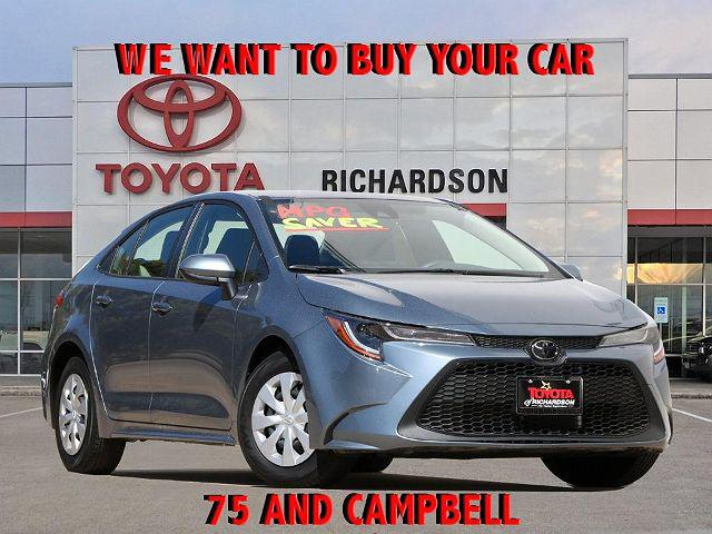 2021 Toyota Corolla L for sale in Richardson, TX