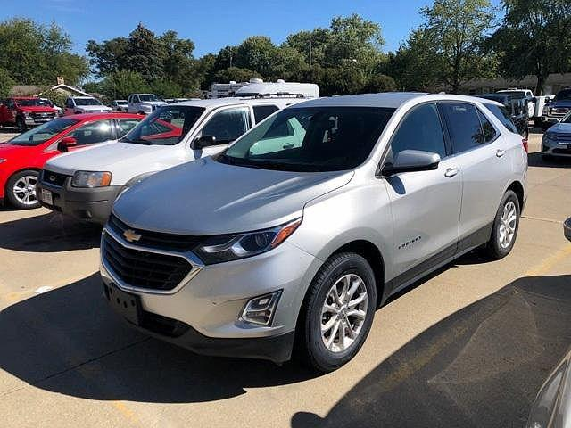 2018 Chevrolet Equinox LT for sale in Archbold, OH