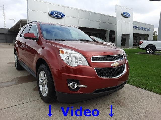 2015 Chevrolet Equinox LT for sale in Archbold, OH