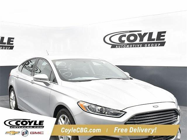 2014 Ford Fusion SE for sale in Clarksville, IN