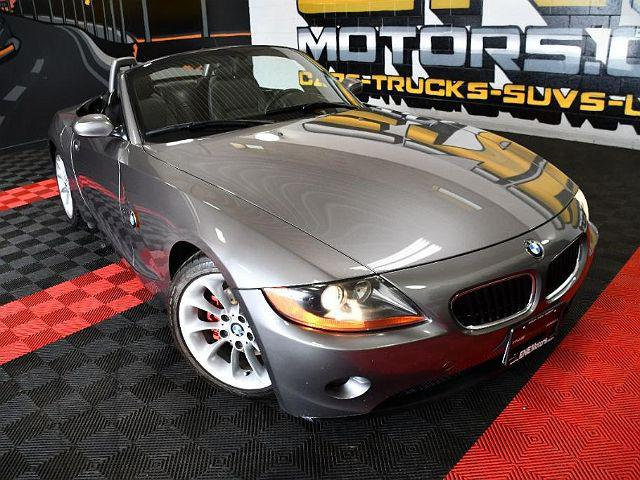 2003 BMW Z4 2.5i for sale in Union Grove, WI