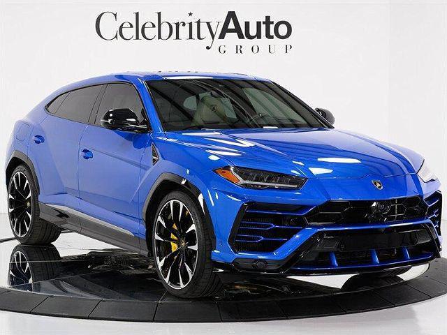 2021 Lamborghini Urus Unknown for sale in Sarasota, FL