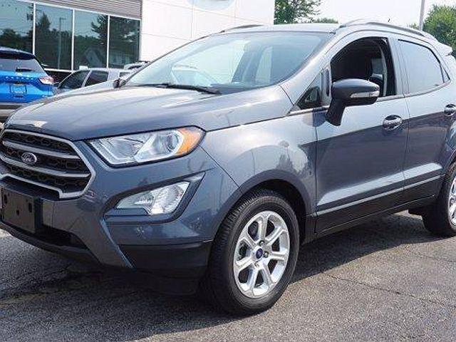 2018 Ford EcoSport SE for sale in Milford, OH