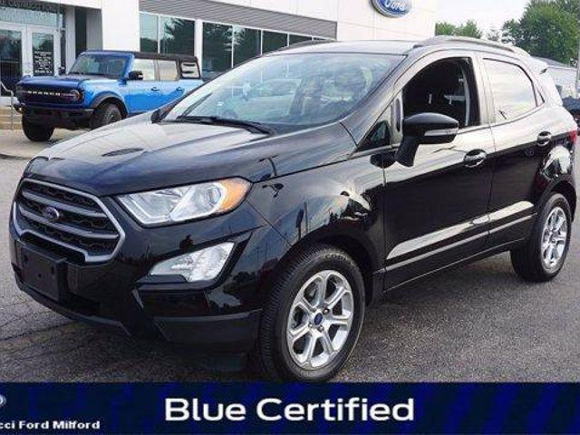 2019 Ford EcoSport SE for sale in Milford, OH