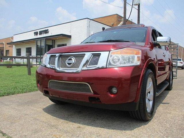 2008 Nissan Armada LE for sale in Dallas, TX