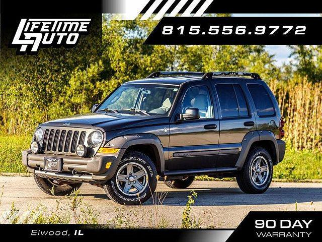 2005 Jeep Liberty Renegade for sale in Elwood, IL