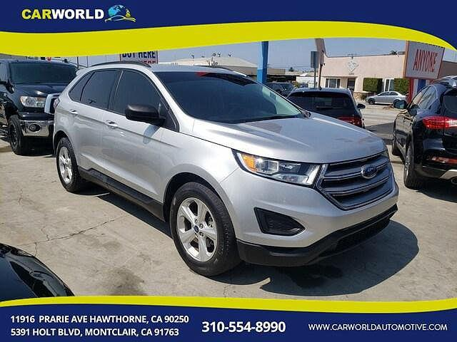 2015 Ford Edge SE for sale in Hawthorne, CA