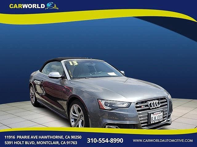 2013 Audi S5 Premium Plus for sale in Hawthorne, CA
