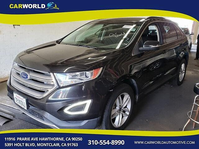 2015 Ford Edge SEL for sale in Hawthorne, CA
