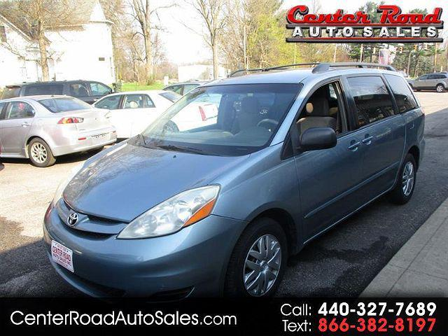 2007 Toyota Sienna LE for sale in North Ridgeville, OH