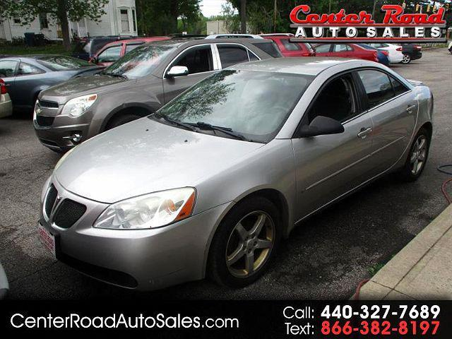 2007 Pontiac G6 G6 for sale in North Ridgeville, OH