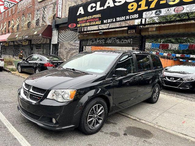 2017 Dodge Grand Caravan SXT for sale in Brooklyn, NY