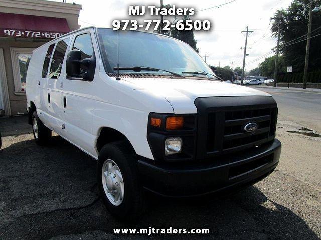 2008 Ford Econoline Cargo Van Commercial/Recreational for sale in Garfield, NJ