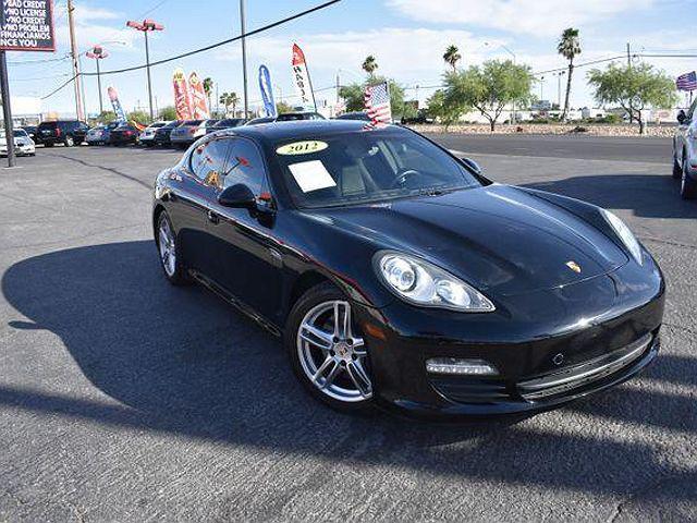 2012 Porsche Panamera Unknown for sale in Las Vegas, NV