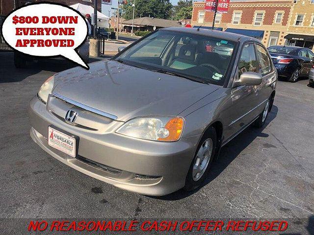 2003 Honda Civic Hybrid for sale in Saint Louis, MO