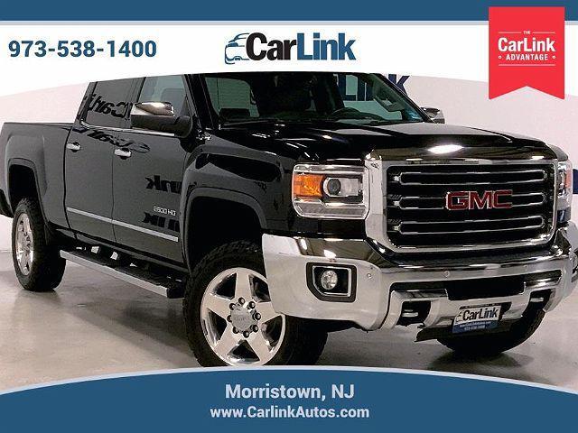 2015 GMC Sierra 2500HD SLT for sale in Morristown, NJ