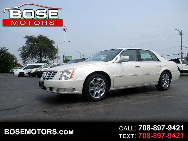 2011 Cadillac DTS for sale near Crestwood, IL