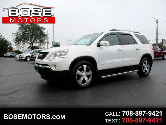 2012 GMC Acadia SLT2 for sale in Crestwood, IL