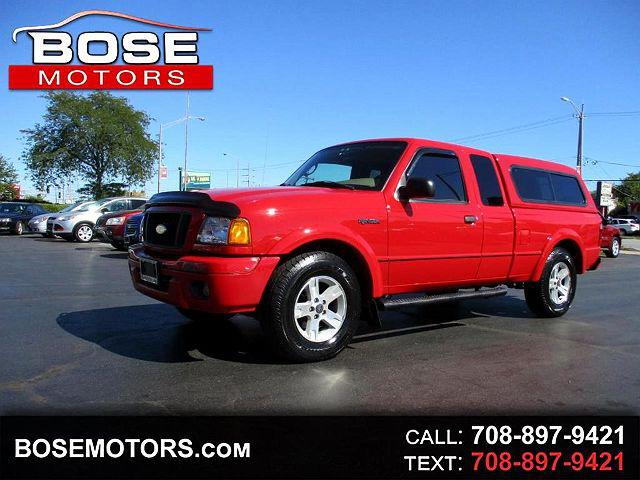 2004 Ford Ranger Edge for sale in Crestwood, IL