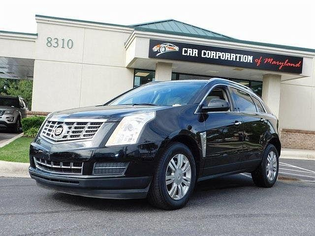 2014 Cadillac SRX Luxury Collection for sale in Millersville, MD