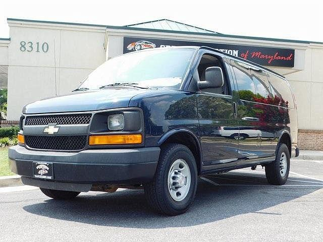 2015 Chevrolet Express Passenger LS for sale in Millersville, MD
