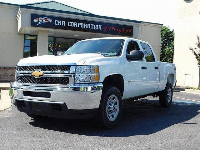 2014 Chevrolet Silverado 3500HD SRW Work Truck for sale in Millersville, MD