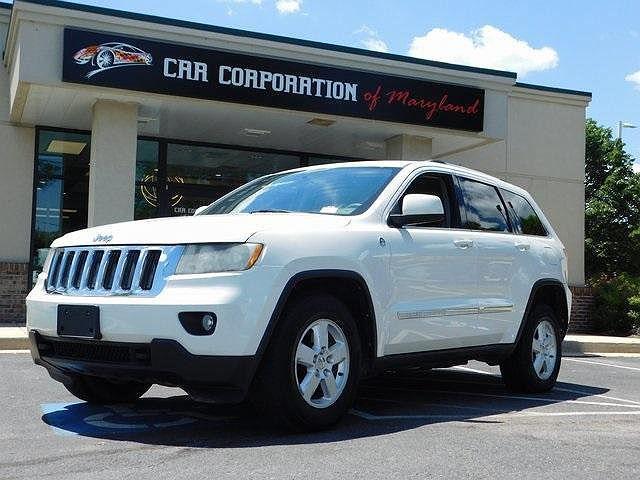 2012 Jeep Grand Cherokee Laredo for sale in Millersville, MD