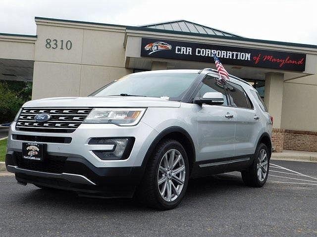 2016 Ford Explorer Limited for sale in Millersville, MD