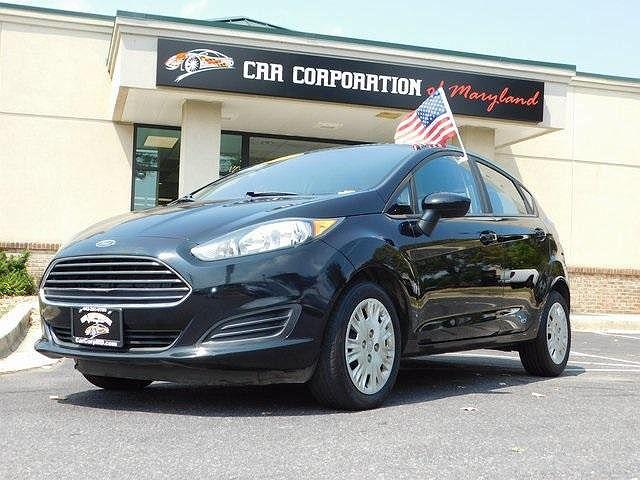 2016 Ford Fiesta S for sale in Millersville, MD