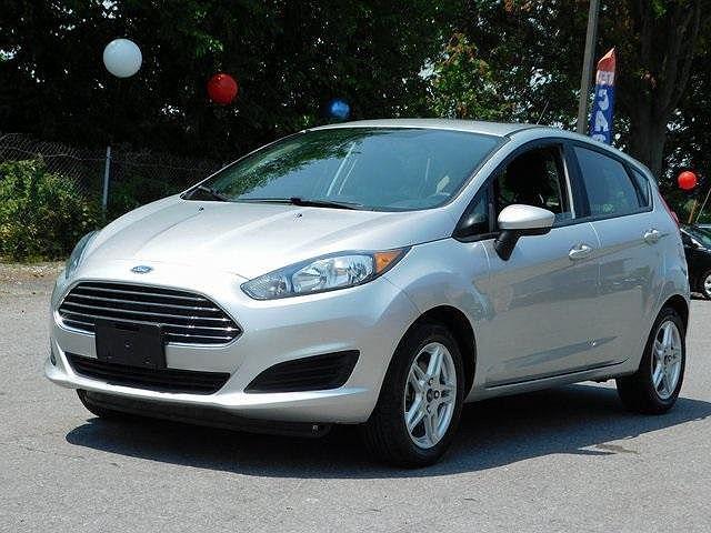 2018 Ford Fiesta SE for sale in Millersville, MD