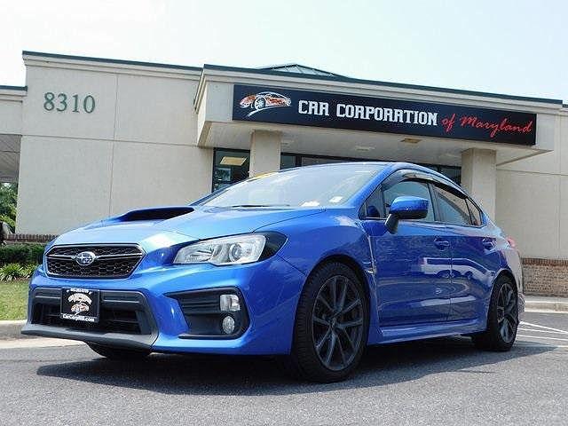 2018 Subaru WRX Premium for sale in Millersville, MD