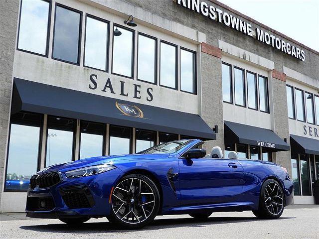 2020 BMW M8 Competition for sale in Manassas, VA