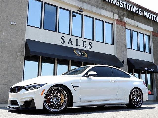 2020 BMW M4 Coupe for sale in Manassas, VA