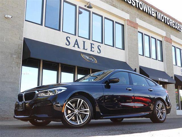2018 BMW 6 Series 640i xDrive for sale in Manassas, VA