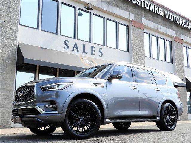 2018 INFINITI QX80 AWD for sale in Manassas, VA