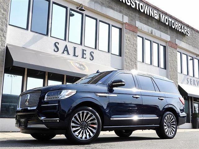 2019 Lincoln Navigator Reserve for sale in Manassas, VA